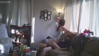 Husband And Wife Hidden Cam
