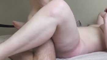 Wife Fucks Hubby With Strapon